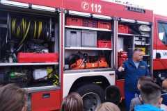 Branné cvičení s hasiči